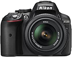 $116 off Nikon D5300 kit + Nikon bag
