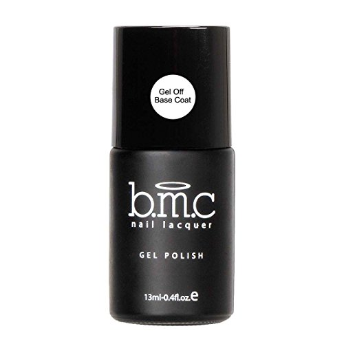 Monster Bases - BMC Peel-able Temporary Short Wear Swatching Nail Lacquer Gel Polish Base Coat
