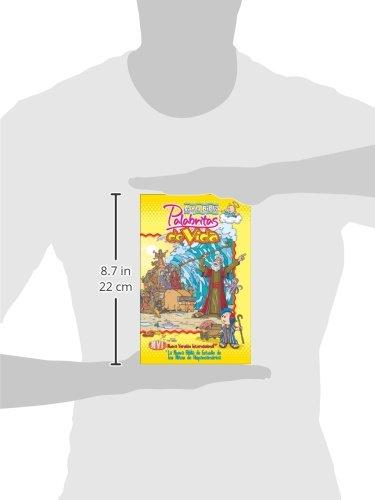 Santa Biblia palabritas de vida NVI: La nueva Biblia de estudio de los niños de Hispanoamérica (Spanish Edition) by HarperCollins Christian Pub.