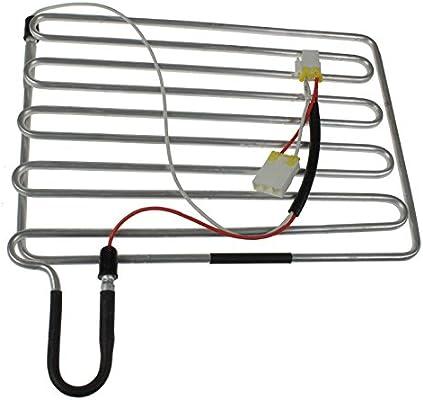 Nevera Nevera Congelador evaporador de calentador de ...