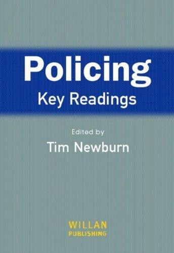 Policing: Key Readings (2004-11-03)