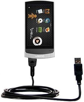 Gomadic Cable USB Recto clásico para YP-R1 Digital Media Player de Samsung con energía Hot Sync y Capacidad de Carga con tecnología TipExchange: Amazon.es: Electrónica