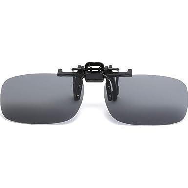 YUNCAT Gafas de sol con clip Gafas de sol polarizadas UV400 ...