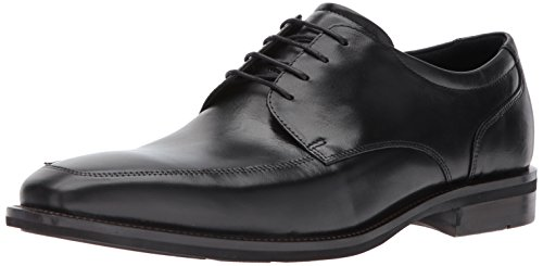 ECCO Men's Faro Apron Oxford, Black, 46 EU / 12-12.5 M ()