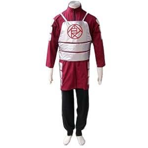 CTMWEB Naruto Shippuden Cosplay Costume - Akimichi Choji V2 Set Large