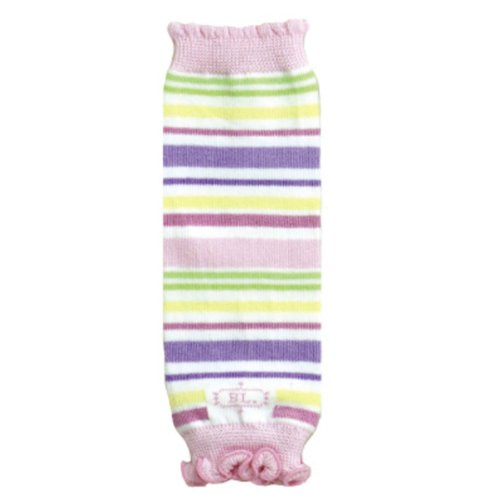 BabyLegs Baby-girls Newborn Over The Rainbow Legwarmer