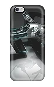 High Quality Tron Legacy Light Car Case For Iphone 6 Plus / Perfect Case