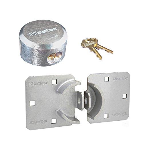 Master Lock Hasp/Hidden Shackle Padlock Combo 770-6271