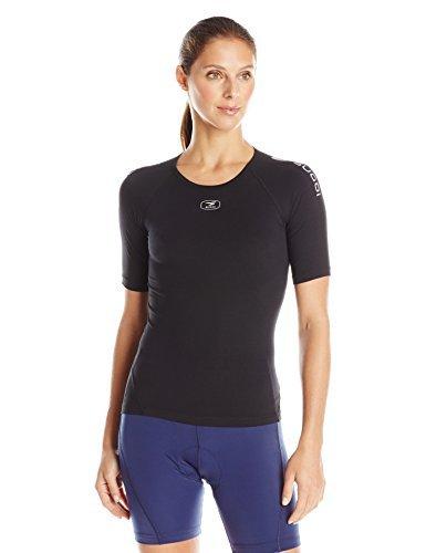 Sugoi Women's RS Core Short Sleeve Jersey Black Medium [並行輸入品]   B06XFLMFN7