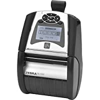 Zebra QLn220 Direct Thermal Printer - Monochrome - Portable - Label Print - 1.90 Print Width - 4 in/s Mono - 203 dpi - 128 MB - USB - Serial - Battery Included - LCD - 2.18 - 32 - QN2-AU1A0M00-00