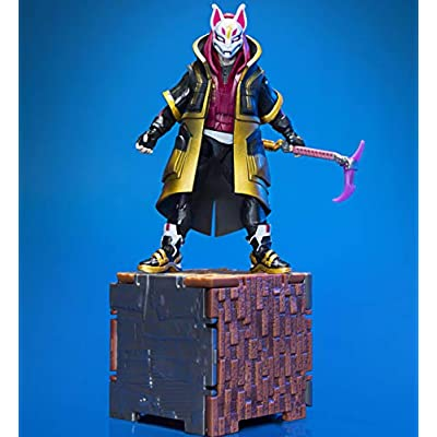 Fortnite Solo Mode Core Figure Pack, Drift: Toys & Games