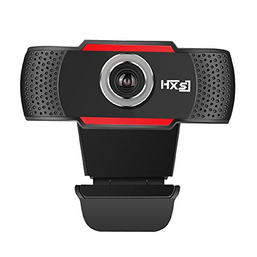 Vanpower HD 720P Megapixels USB Webcam Computer Camera with MIC for PC Laptop by vanpower