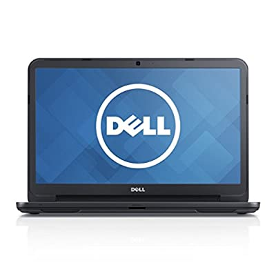 Dell Inspiron 15.6-Inch Laptop with Intel Processor 4G memory 500G HDD Black