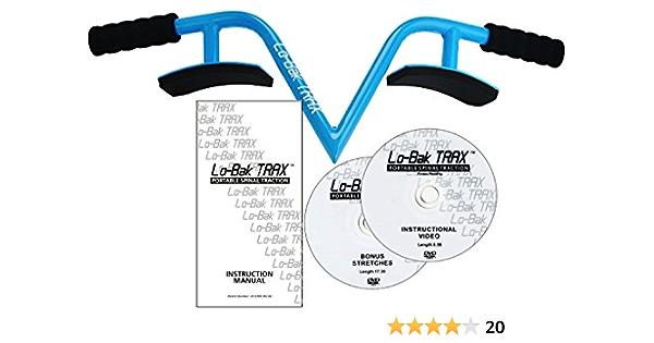lo-bak Trax portátil dispositivo de tracción vertebral ...