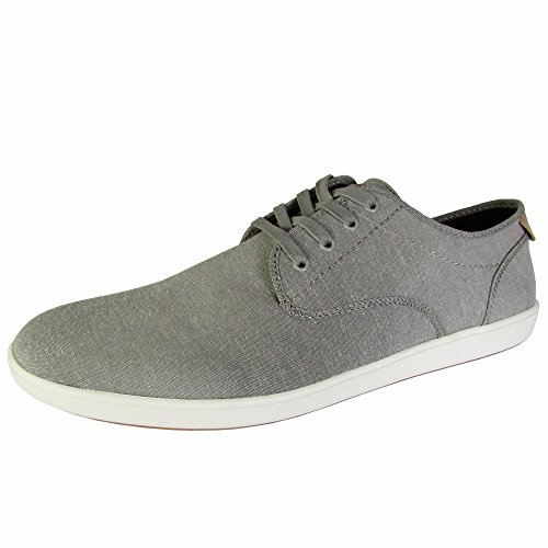 Steve Madden Men Fenta Sneaker Grey Fabric