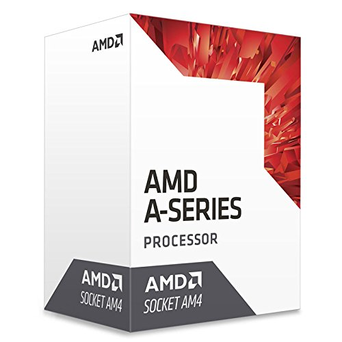 AMD A8-9600 Quad-core (4 Core) 3.10 GHz Processor – Socket AM4Retail Pack