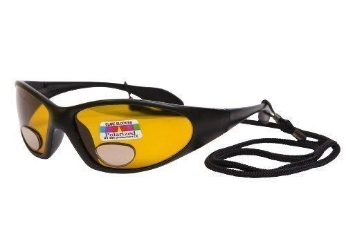OPTICAID - lunettes de soleil polarisées pour la pêche UV400 gris +2.5 xuT8ZIcSL