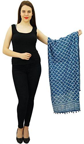 verano de algod de Mujeres Bufandas Aboutyou Moda qYtXB