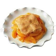 Sara Lee Chef Pierre Peach Cobbler, 5 Pound - 2 per case.