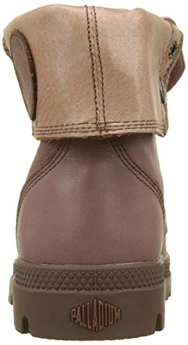 L2 Palladio Pallabrouse Larghi Brown Adulti j38 Slouch Stivali Unisex Alba AqWaxRwF7
