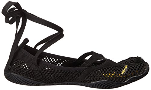 Vibram Womens Alitza Breathe Fitness Yoga Shoe Black IqwmysHTO