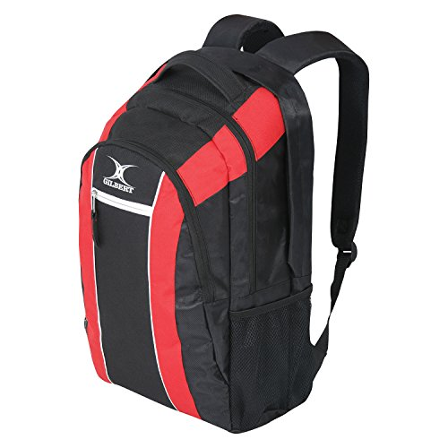 V2 Club Gilbert Black Gilbert Rucksack red V2 Rucksack Club rqO7rYdx