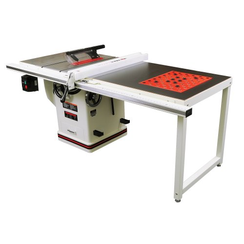 JET 708678PK 3HP 50-Inch Deluxe Xacta Saw with Downdraft Table