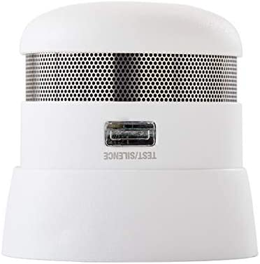 First Alert Photoelectric Smoke Detector 10 Year Sealed Battery Backup, P1010