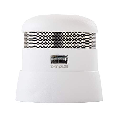 First Alert Photoelectric Smoke Detector | 10 Year Sealed Battery Backup, ()