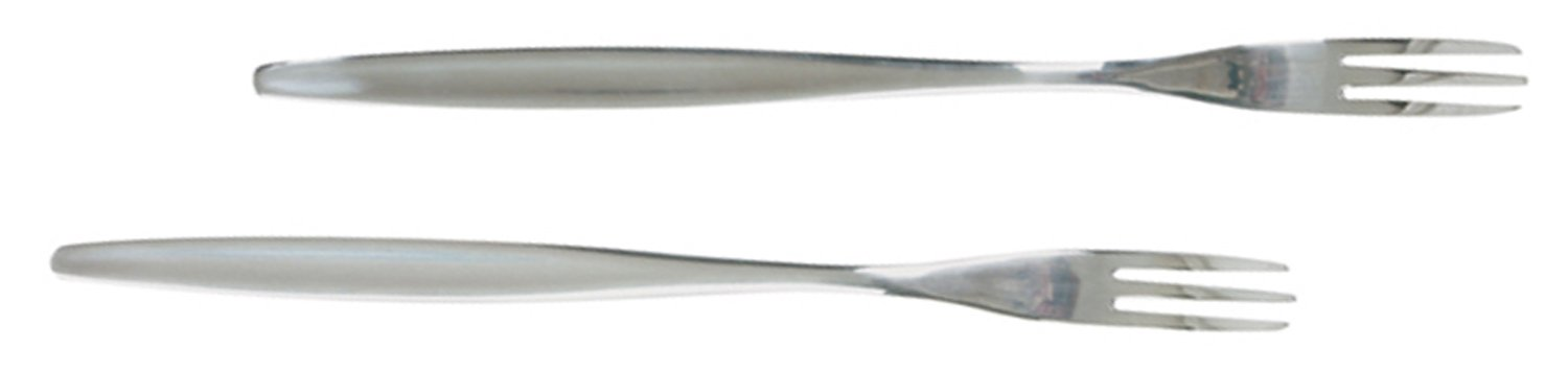 Norpro 1366 Stainless Steel Pickle Forks, Set of 2