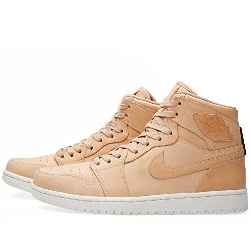 Pinnacle de Jordan Nike Marron Homme Vachette Noir Sport Chaussures 1 Air Tan Voile fw6qXtnqFg