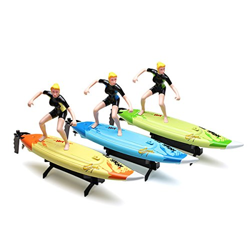Great Wall 2.4GHz Surfboard Surf Motion Extreme Sports Surf Team In Water Play NO.2310 by My Toots