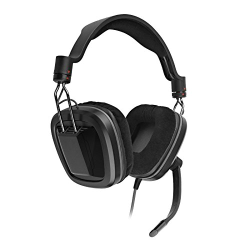 Plantronics GameCom 380 Gaming Stereo Headset - Compatible with PC (Certified Refurbished)