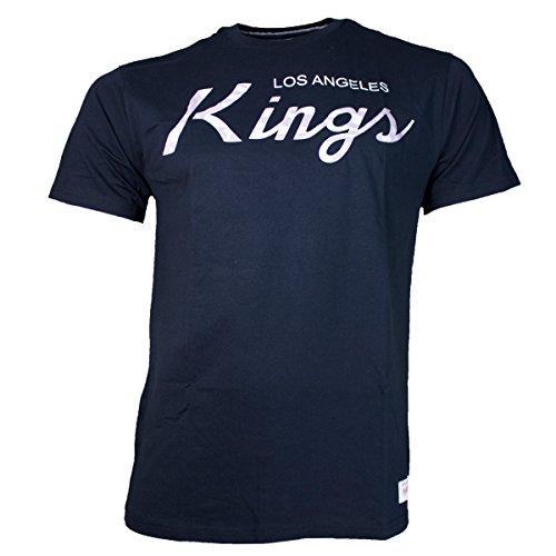 Mitchell & Ness Stroke Camo Script T-Shirt Los Angeles Kings