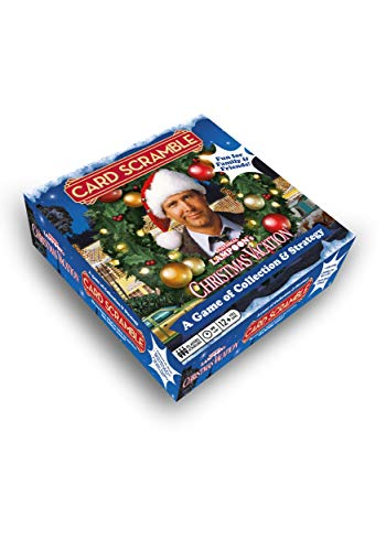 Herrschners® Christmas Vacation Card Scramble Board Game