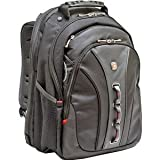 SwissGear LEGACY WA-7329-14F00 Carrying Case Backpack for 15.6 inches Notebook-Black WA-7329-14F00, Bags Central