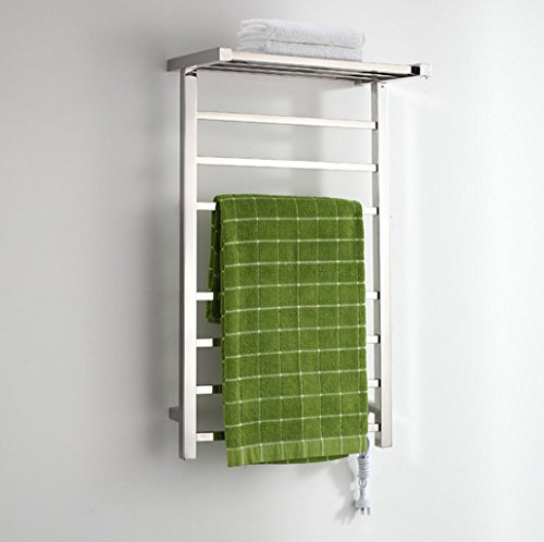 Wall Mounted Stainless Steel Electric Heated Towel Rail/Bathroom Radiator /Towel Warmer 9021