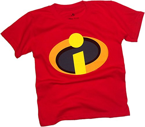 [Uniform Costume -- The Incredibles Toddler/Juvenile T-Shirt, Juvy Large (7)] (The Incredibles Costume Girl)