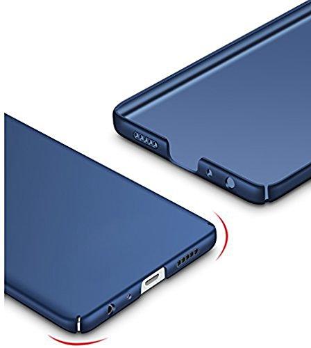 Funda Oneplus 5,Manyip Alta Calidad Ultra Slim Anti-Rasguño y Resistente Huellas Dactilares Totalmente Protectora Caso de Plástico Duro Cover Case [Skin Series](YQ1-6) C