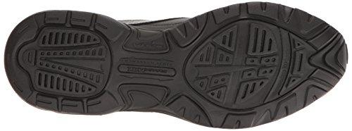 Reebok Mens Ultra V Dmx Max Walking Shoe Nero / Grigio Piatto