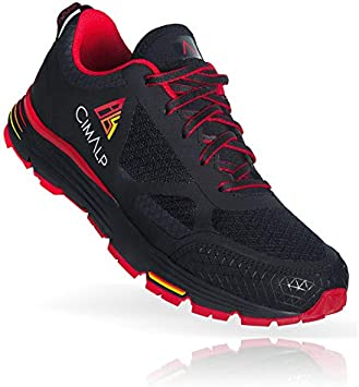 Cimalp 864 Drop Control - Zapatillas Trail Running a Drop Progresivo v2.0, Negro, 41: Amazon.es: Deportes y aire libre