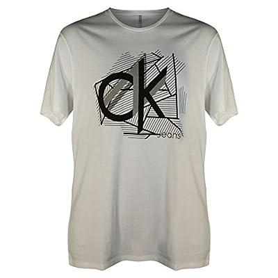 Calvin Klein Jeans Men's Logo-Graphic T-Shirt