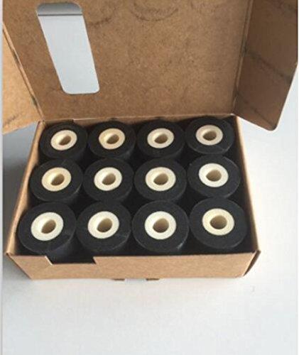 Welljoin 12pcs 3640mm Ink Roller for Solid Ink Coding Machine MY-380/DK1000/DK1100