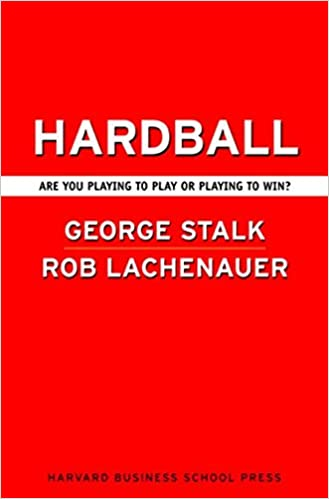 Amazon hardball are you playing to play or playing to win amazon hardball are you playing to play or playing to win ebook george stalk kindle store fandeluxe Image collections