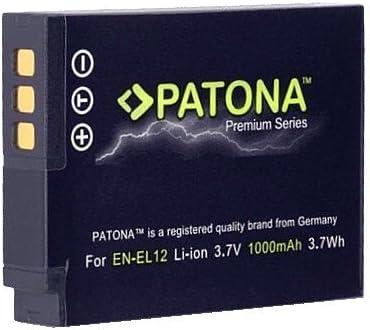 Bundlestar Patona Premium Akku Für Nikon En El12 Zu Kamera