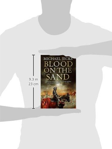 Blood On The Sand Hundred Years War Amazon Michael Jecks