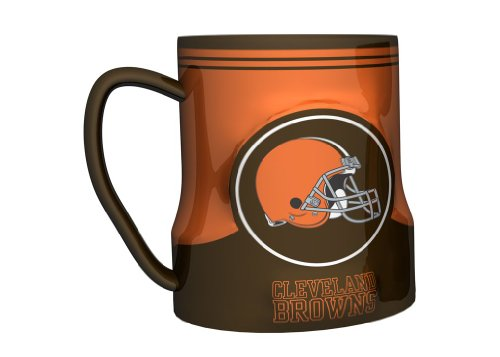 (Cleveland Browns Game Time Coffee Mug)