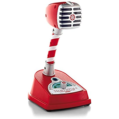 Hallmark 2014 Northpole Communicator Interactive Microphone