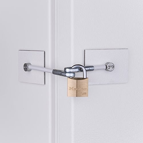 Refrigerator Door Lock