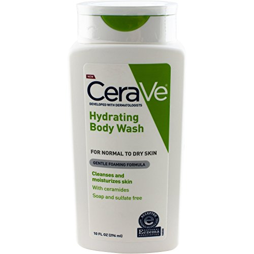 CeraVe Hydrating Body Fluid Ounce product image